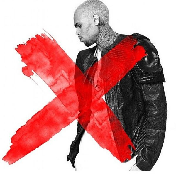chris brown x thatgrapejuice 2014 600x600 Chris Brown Unwraps New X Album Promo