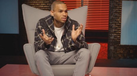 Watch: Chris Brown Collects VEVO Certified Awards