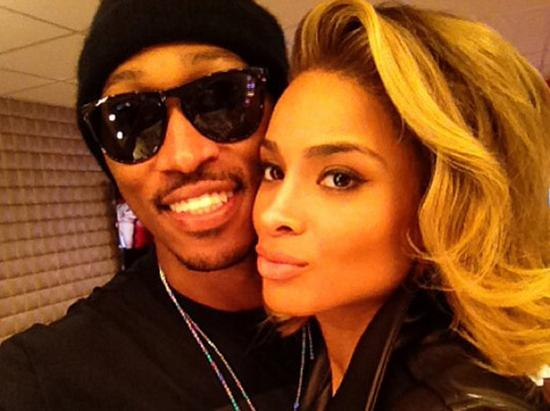 ciara future thatgrapejuice Report: Ciara & Future Call Off Engagement?