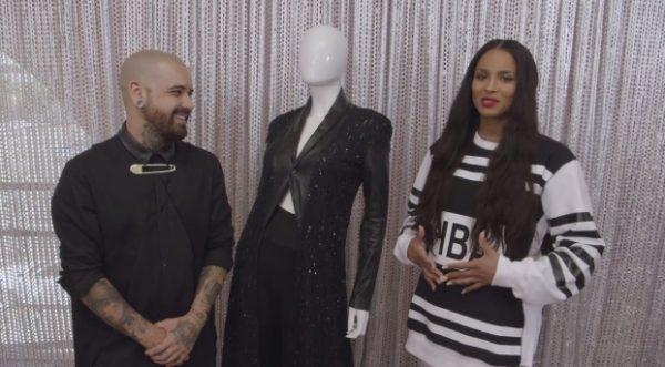 ciara house of style thatgrapejuice 600x331 Watch: Ciara Talks Her Fashion Evolution On MTV House Of Style