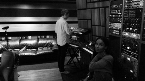 Hot Shot: Ciara Continues To Work On New Album With Dr. Luke