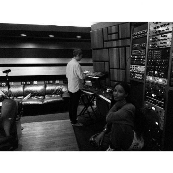 ciara thatgrapejuice 2014 600x600 Hot Shot: Ciara Continues To Work On New Album With Dr. Luke