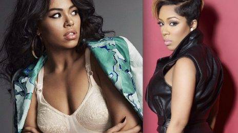 "K.Michelle Addresses Elle Varner Beef On 'Hot 97': ""She Stole From Me."""