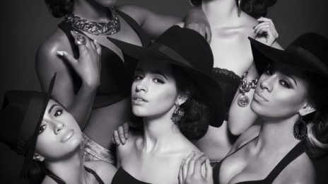 Swerve: Fifth Harmony Change Cover Of 'Reflection' Album