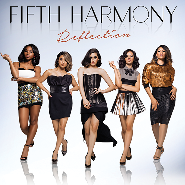 fifth harmony reflection album cover thatgrapejuice Fifth Harmony Reveal Reflection Album Cover