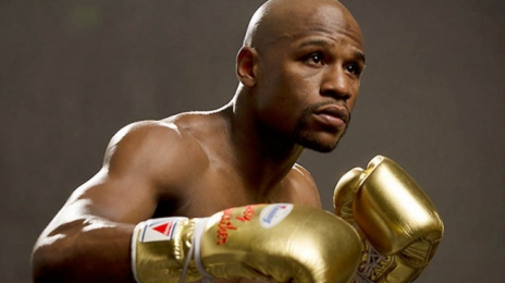"""'The Breakfast Club': Floyd Mayweather """"Illiteracy"""" Clip Storms Net Following 50 Cent Ice Bucket Challenge"""