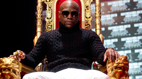 Floyd Mayweather Claps Back At 50 Cent & 'The Breakfast Club' Following Illiteracy Jabs