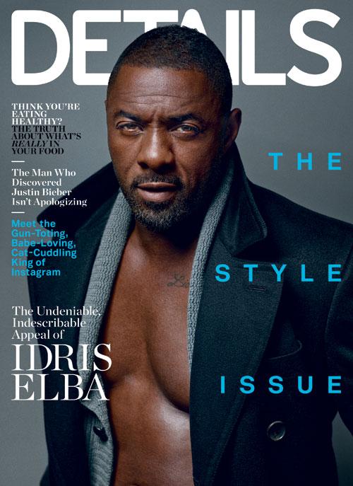 idris elba detail cover thatgrapejuice Idris Elba Covers Details Magazine