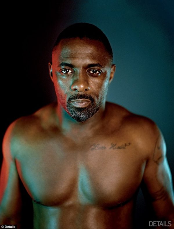 Idris Elba The Wire