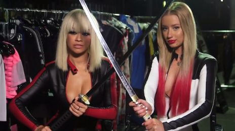 Watch: Iggy Azalea Showcases Making Of 'Black Widow' Video On MTV House Of Style