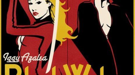 New Video: Iggy Azalea & Rita Ora - 'Black Widow'