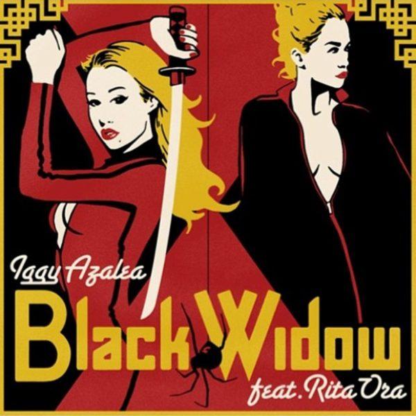 iggy azalea black widow video thatgrapejuice 600x600 New Video: Iggy Azalea & Rita Ora   Black Widow