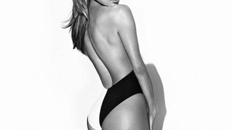 Jennifer Lopez Unwraps 'Booty' Single Cover