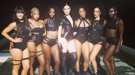 Jessie J Shoots Video For New Single 'Burning Up' / Shares Snippet