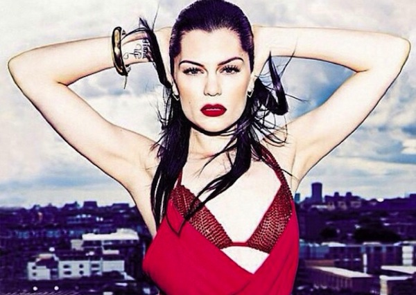 jessie j tgj thatgrapejuice Watch: Jessie J Performs Bang Bang On Capital FM