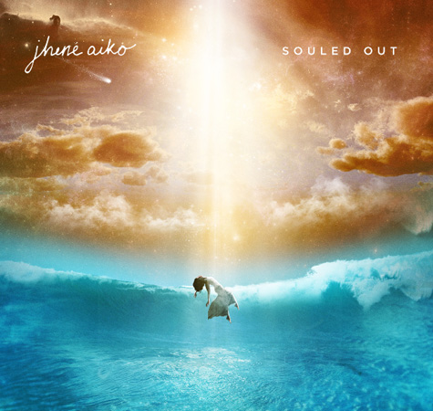 jhene aiko souled out thatgrapejuice Hot Shot: Jhene Aiko Unmasks Souled Out Album Cover