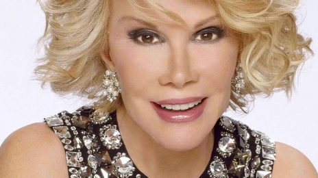 Joan Rivers Placed On Life Support