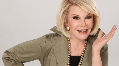 Report:  Joan Rivers' Family Contemplates Discontinuing Life Support