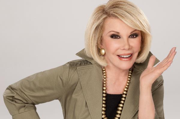 joan rivers thatgrapejuice Report:  Joan Rivers Family Contemplates Discontinuing Life Support