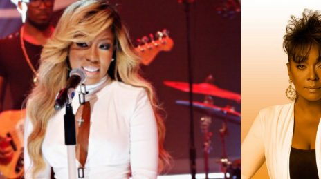 K. Michelle Eyes Anita Baker Collaboration / Explains Issue With Iggy Azalea