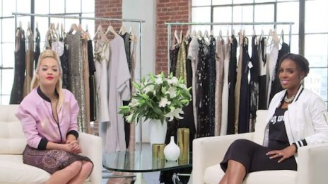 Watch: Rita Ora Interviews Kelly Rowland For 'MTV House Of Style'