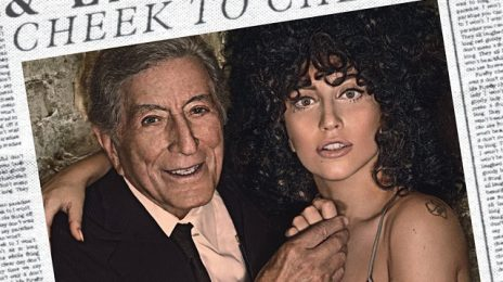 Lady GaGa & Tony Bennett Unwrap 'Cheek To Cheek' Album Cover