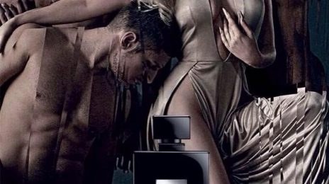 Lady GaGa Stuns In New 'Eau De GaGa' Promo