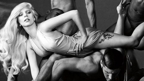 Lady GaGa Announces New Fragrance / Reveals First Promo Pic
