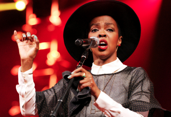 lauryn hill that grape juice 2014 111 600x412 New Song: Lauryn Hill   Black Rage