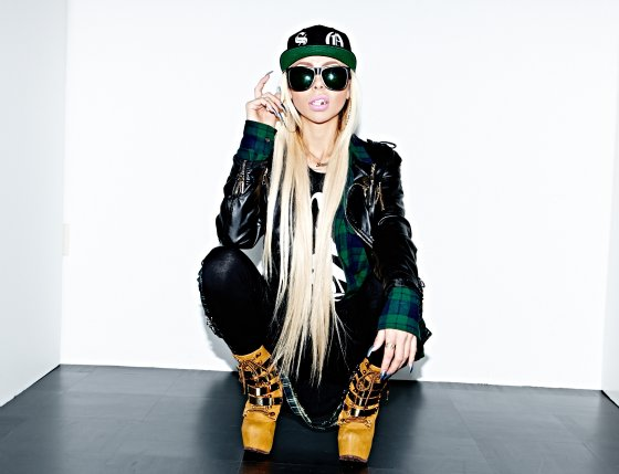 lil debbie that grape juice 2014 18 Lil Debbie Takes Aim At Lady GaGa: I Shoulda Puked On Stage And Called It Art