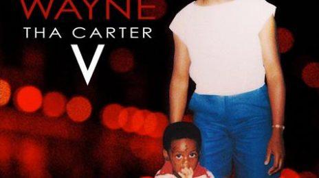 Lil Wayne Reveals 'Tha Carter V' Cover & Release Date