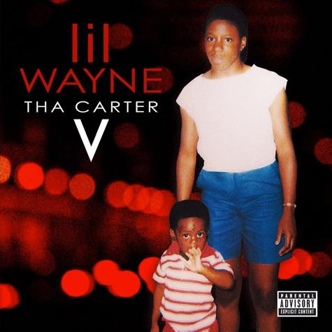lil wayne carter 5 thatgrapejuice Lil Wayne Reveals Tha Carter V Cover & Release Date
