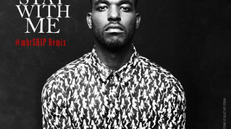 Must Hear: Luke James Covers Sam Smith's 'Stay With Me'