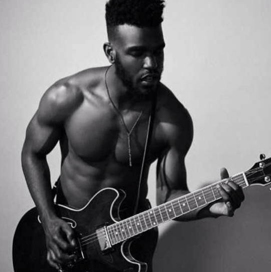 luke james that grape juice 2014 11 New Song: Luke James   Dancing in the Dark