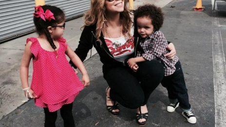 Hot Shots: Mariah Carey Enjoys Mommy Duty Amidst Marriage Drama