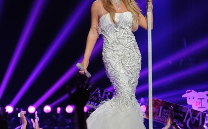 Mariah Carey Tops 'TIME's List Of Most Successful & Enduring Singers Of All Time