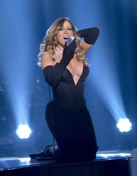 mariah carey bet honors that grape juice 2014 10 Report: Mariah Carey Tapped For Vegas Residency?