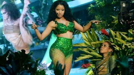 Nicki Minaj & Beyonce Enjoy Major Sales Boosts Following VMA Performances