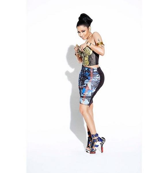 nicki minaj that grape juice 2014 11101 Watch: Nicki Minaj Teases VMA Performance On Good Morning America