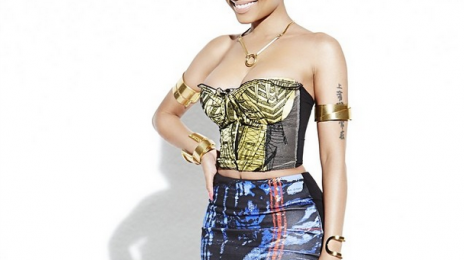 Nicki Minaj's 'Anaconda' Rises To #2 On The 'Billboard Hot 100'