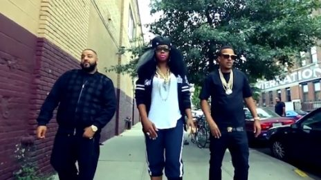 New Video: Remy Ma - 'They Don't Love You No More (ft. DJ Khaled & French Montana)'