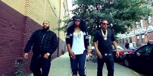 remy ma dj khaled thatgrapejuice New Video: Remy Ma   They Dont Love You No More (ft. DJ Khaled & French Montana)