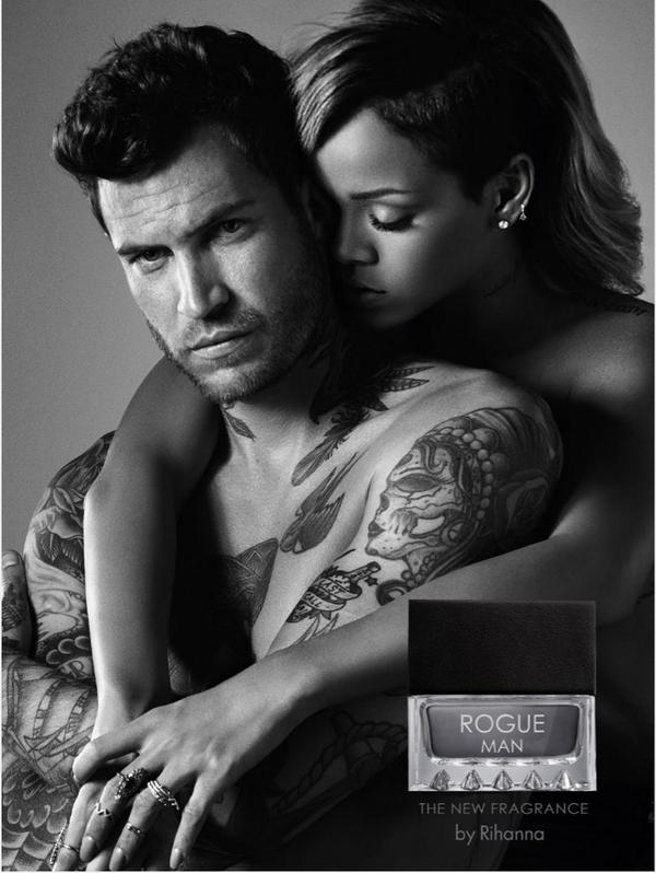 rihanna rogue man Rihanna Announces New Male Fragrance Rogue Man