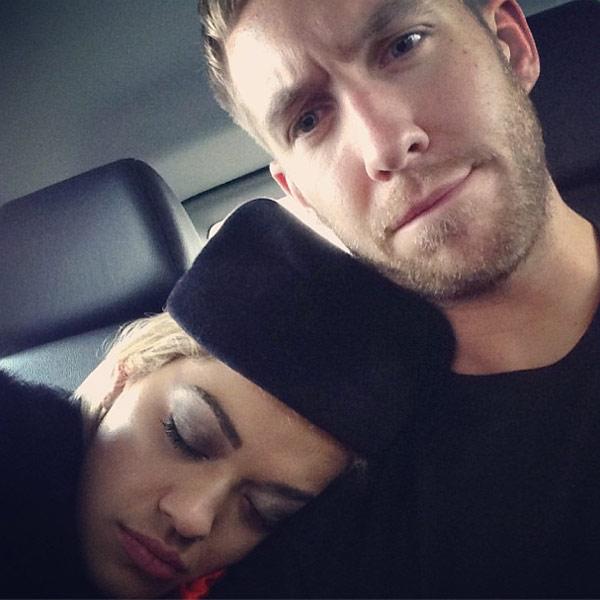 rita ora calvin harris 1 thatgrapejuice Calvin Harris Responds To Rita Ora Teen Choice Awards Drama