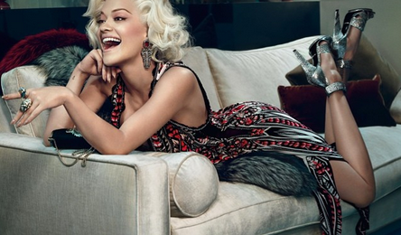 Rita Ora Signs Up For '50 Shades Of Grey' Trilogy