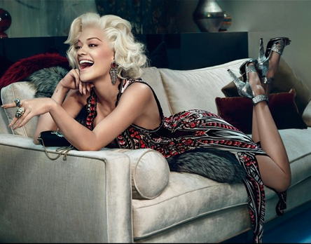 rita ora cavalli that grape juice Rita Ora Signs Up For 50 Shades Of Grey Trilogy
