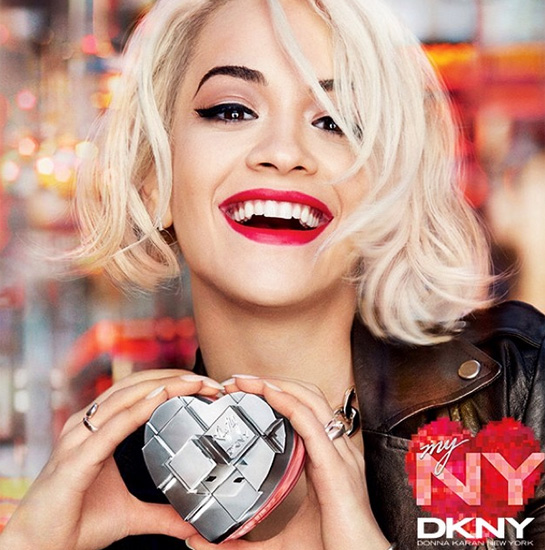 rita ora dkny perfume thatgrapejuice Rita Ora Stars In New DKNY Commercial / Previews New Song A Little More