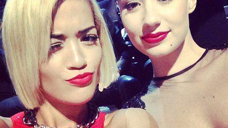 Winning: Iggy Azalea & Rita Ora To Perform At MTV Video Music Awards 2014