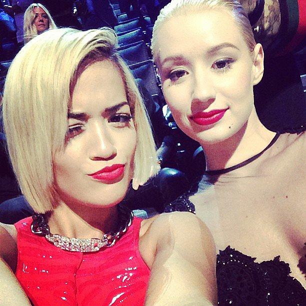 Winning: Iggy Azalea & Rita Ora To Perform At MTV Video ...