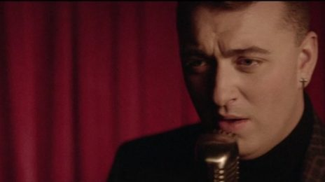 New Video: Sam Smith - 'I'm Not The Only One'